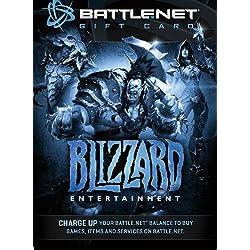$20 Battle.net Store Gift Card [Digital Code]