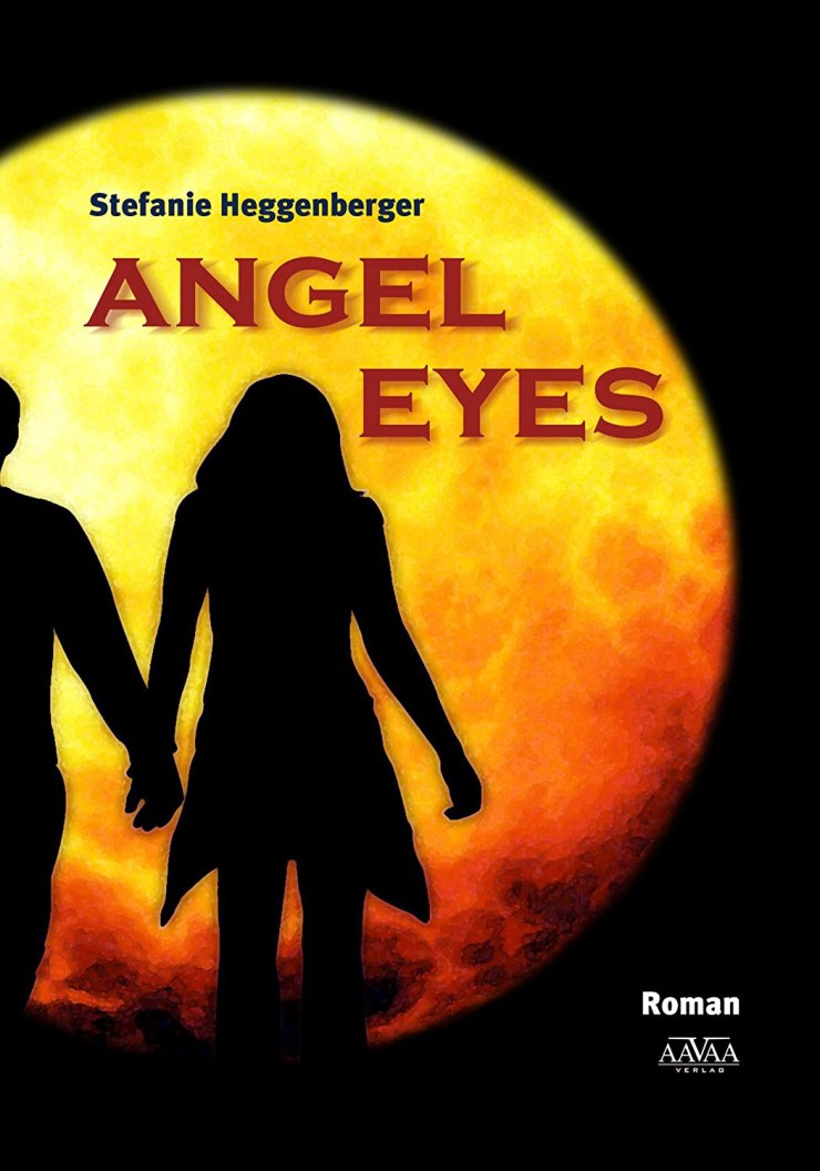 Angel Eyes Book Cover