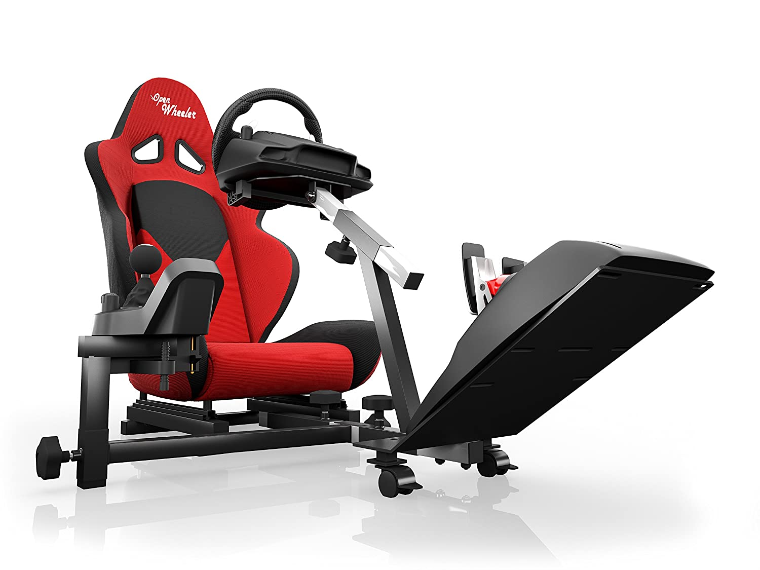 gaming chair 5 1 surround sound metal chairs ikea top add-on accessories for the thrustmaster tx xbox one racing wheel ferrari 458 italia edition ...