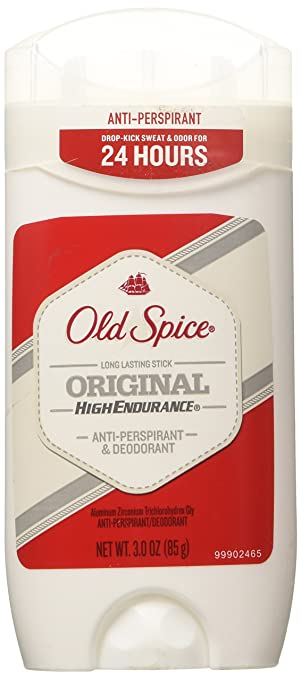 Old Spice High Endurance, Original Scent Men's Anti-Perspirant and Deodorant, 3 Ounce
