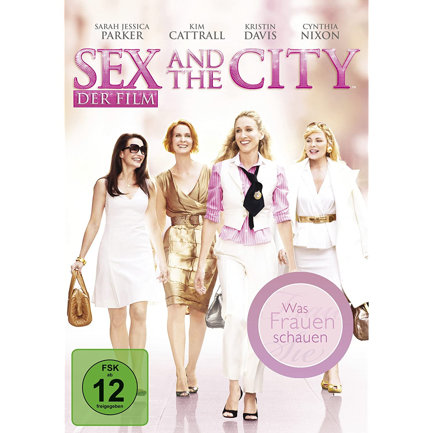 Sex and the city [DVD]; ca. 5 Euro