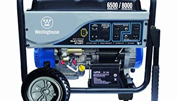 Westinghouse WH7500E Portable Generator Review - Power Up