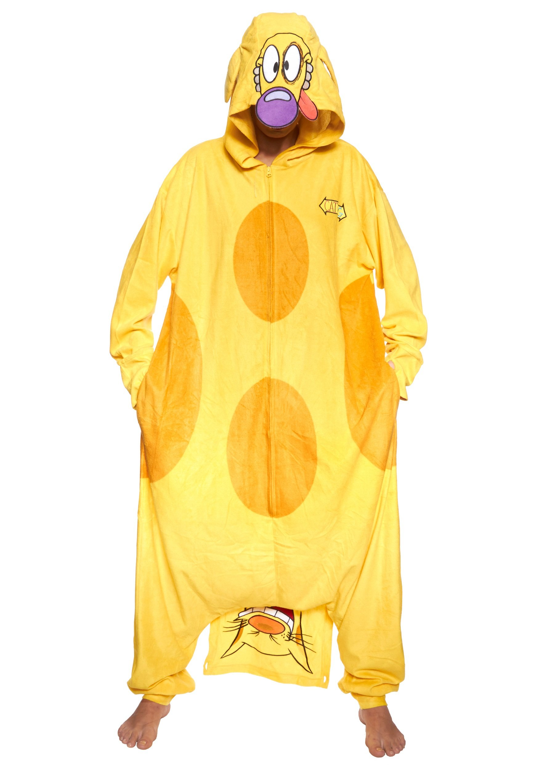 Cat Dog Adult Kigurumi Pajama