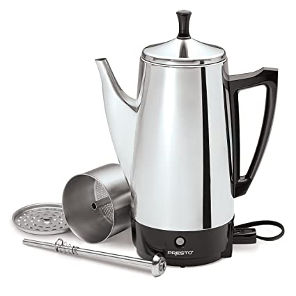 What Is The Best Percolator For Making Coffee At Home In 2019? 2