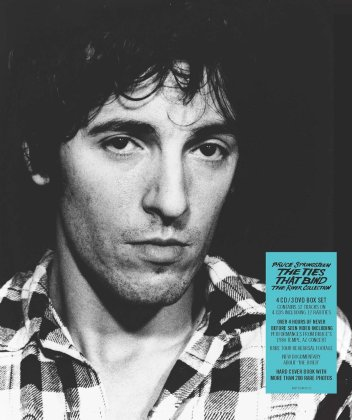 """Bruce Springsteen """"The Ties That Bind: The River Collection"""""""