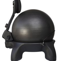 Yoga Ball Chair Reviews Trex Adirondack Rocking Chairs The 4 Best Exercise  2018 And Top Picks