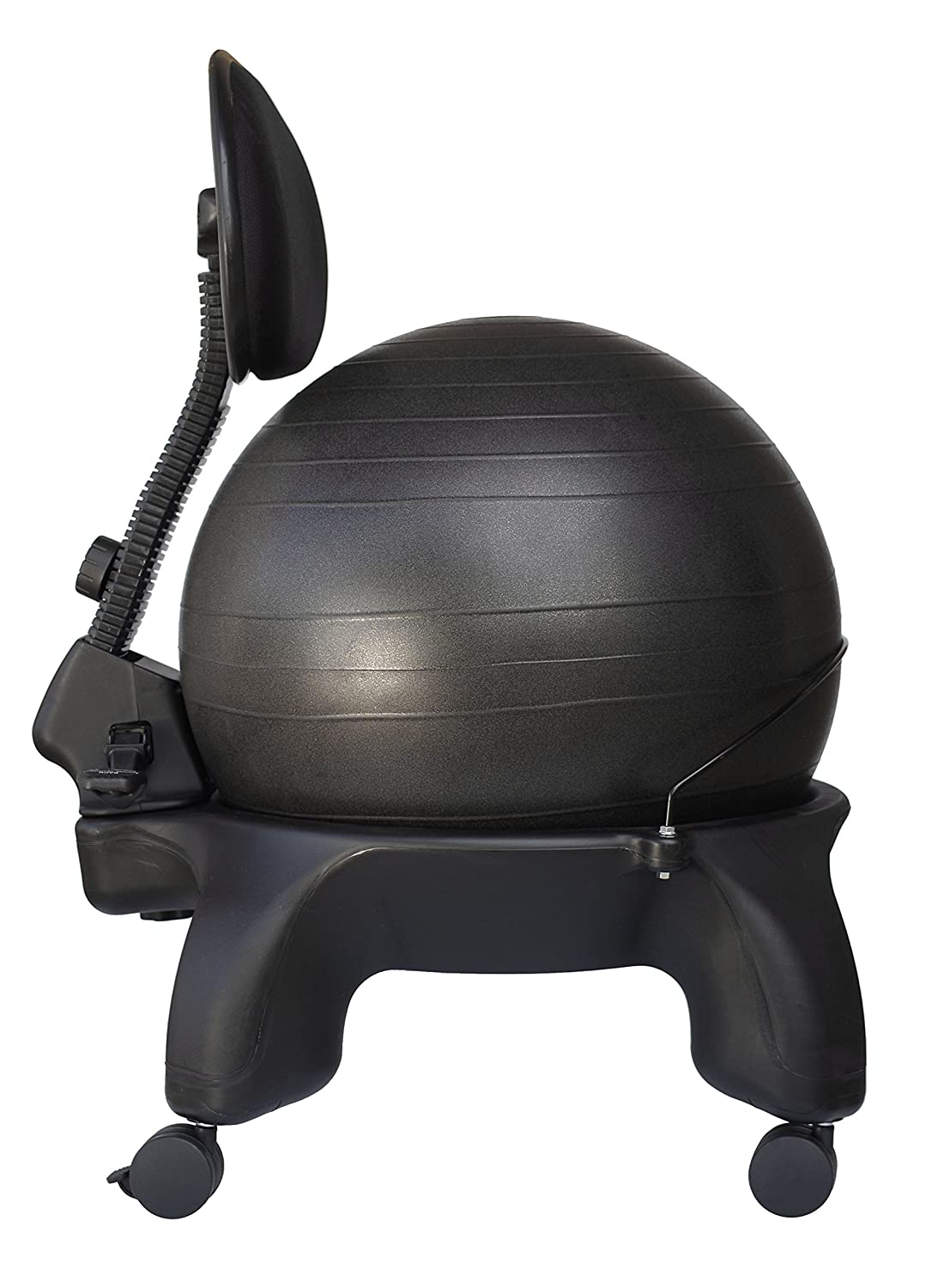 amazon gym ball chair covers rentals calgary the 4 best exercise chairs  2018 reviews and top picks