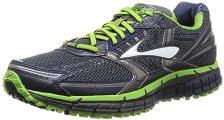 Men's Brooks Adrenaline ASR 11 GTX Trail Running Shoe OmbreBlue/Peacoat/Greenery Size 9 M US