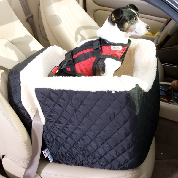 Enclosed Pet Car Seat - Cover Headrest 2016 And 2015