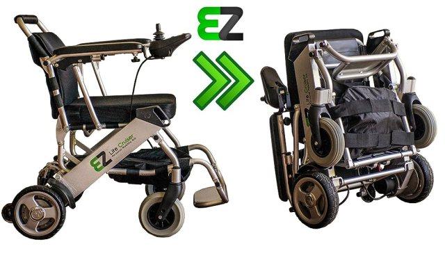 heavier Power Electric Wheelchairs