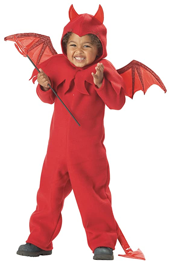 Lil' Spitfire Boy's Costume, Large, One Color