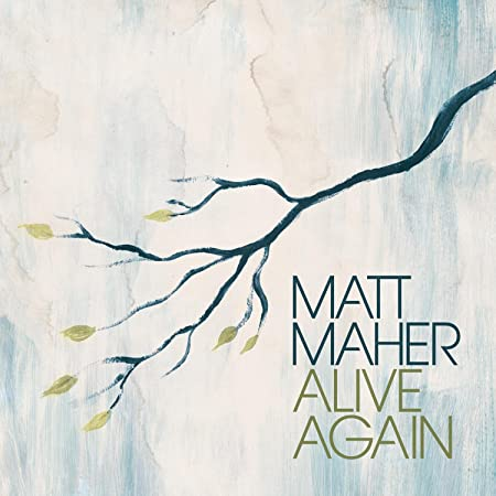 Alive Again Album Art