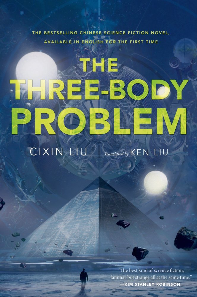 Book Review:  Cixin Liu's The Three-Body Problem
