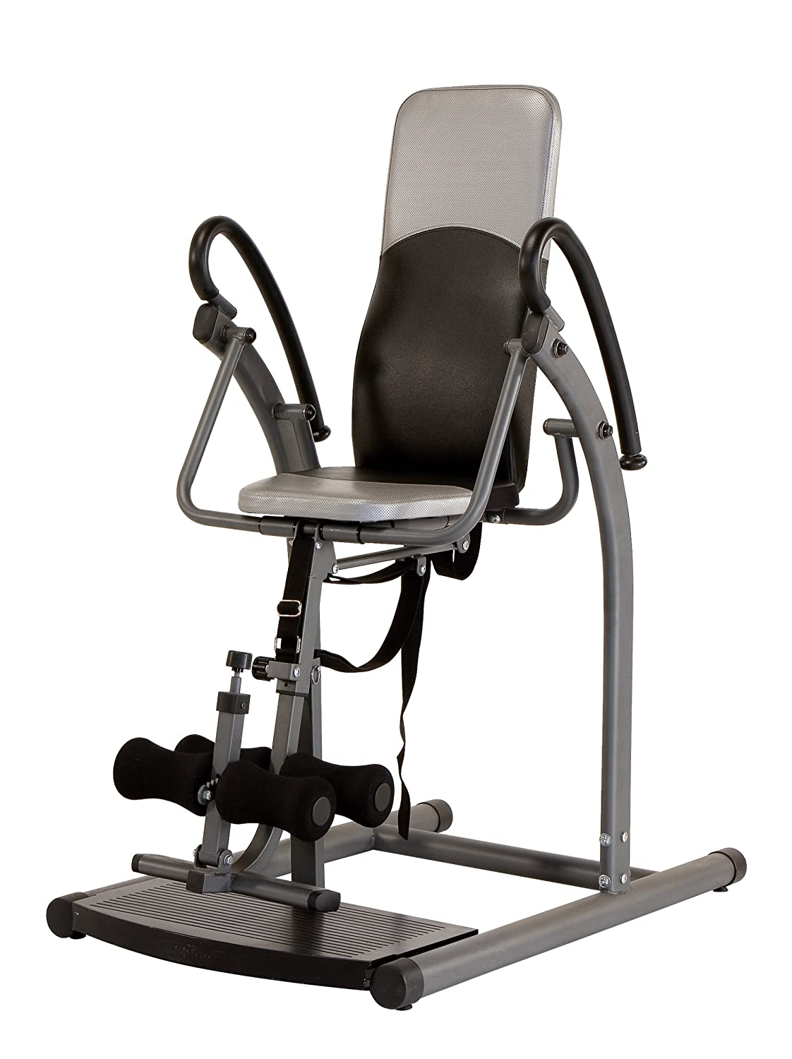 marcy inversion chair table small leather chairs for spaces ivt845 therapy  unopened