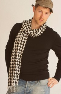 100 Fans Cotton Arab Men Scarf View Arab Men Scarf Tiegan ...