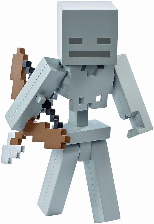 skeleton-arrow-firing-minecraft-survival-mode-figure