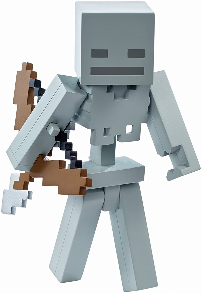 skeleton-arrow-firing-minecraft-survival-mode-figure