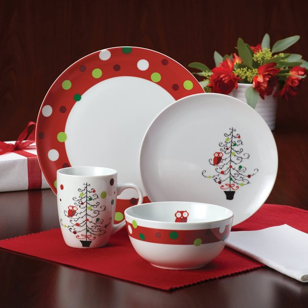 Christmas Dinnerware Sets Dishes