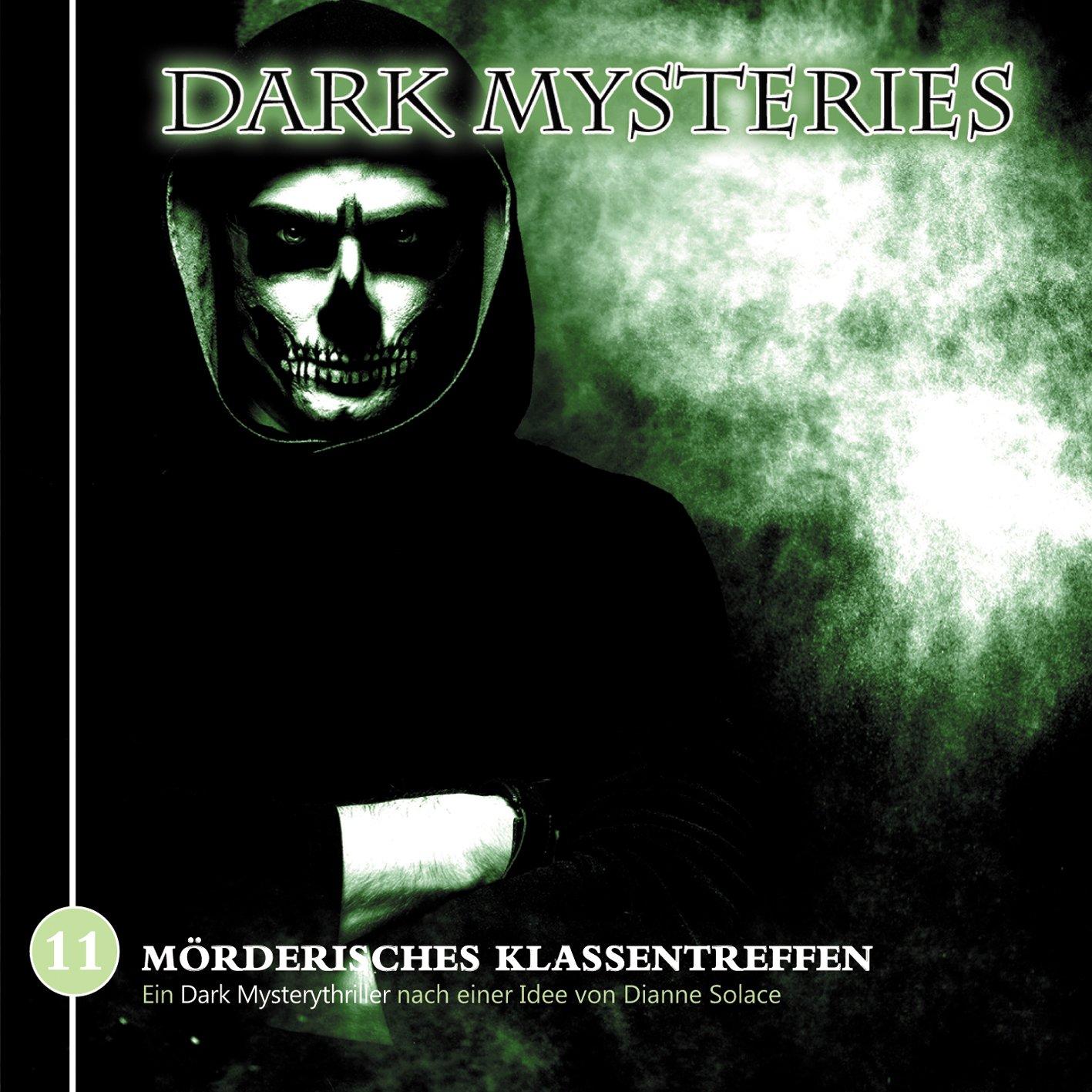 Dark Mysteries (11) Mörderisches Klassentreffen - Winterzeit 2016