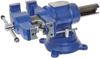 "Yost Vises 750-DI 5"" Heavy Duty Multi Jaw Rotating ..."