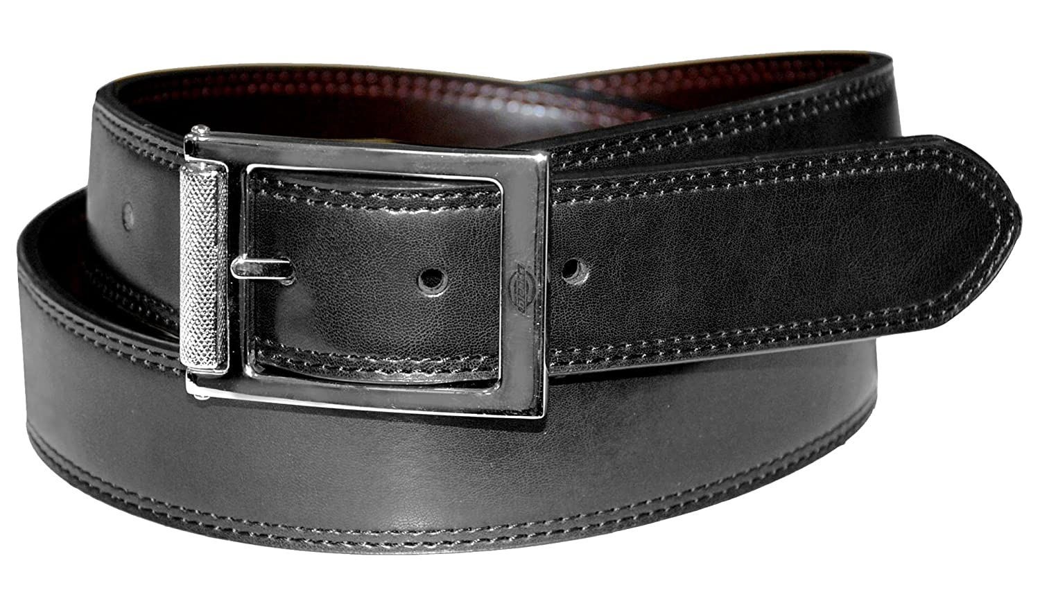 Dickies Men's 35mm Reversible Buckle Belt