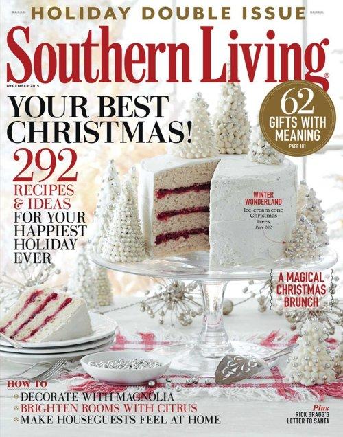 Southern Living Magazine [Kindle Edition]