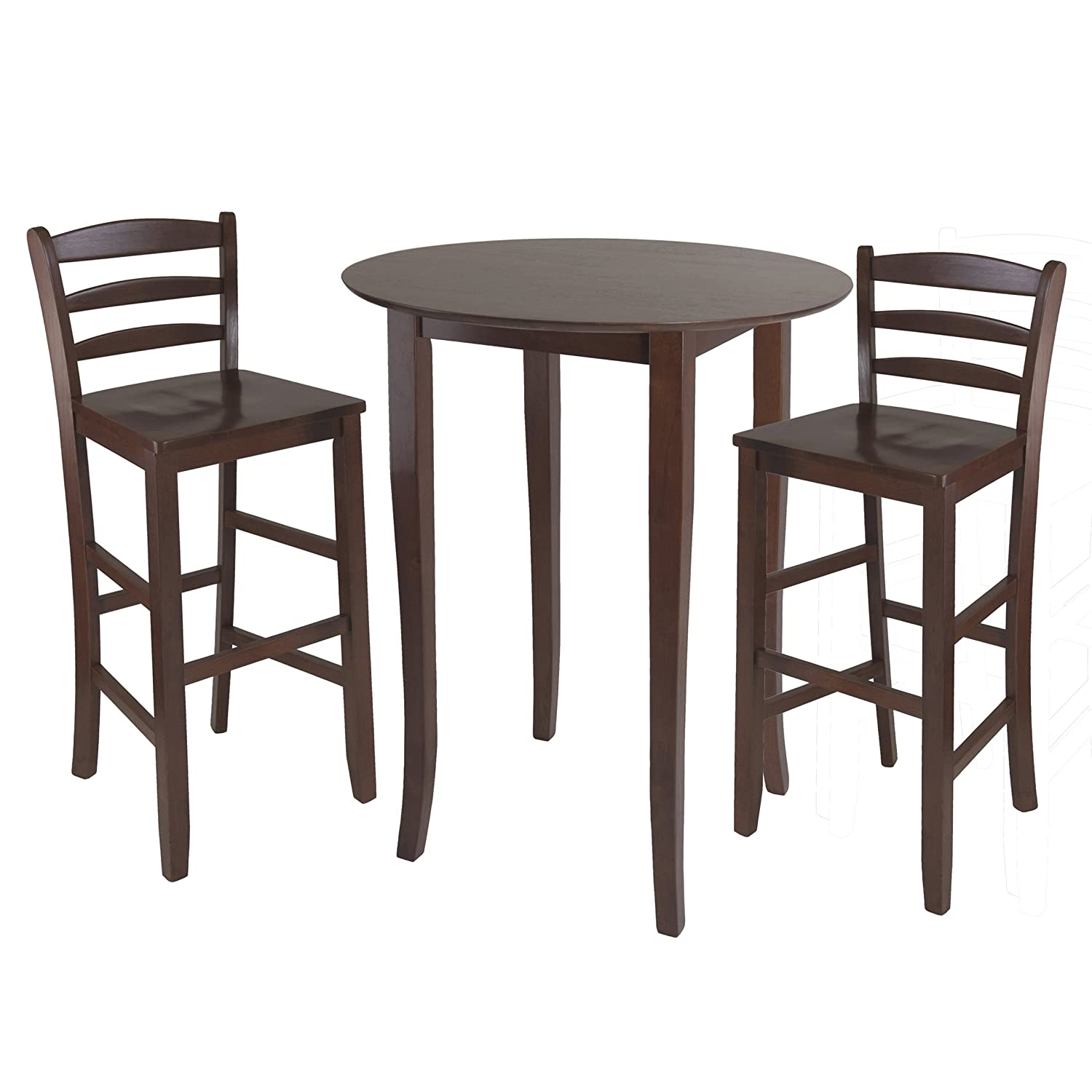 High Top Table And Chairs Upholstered Kitchen Swivel Bar And Counter Stools With