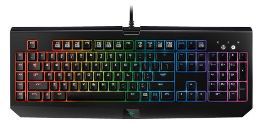 Razer Naga Keyboard - Post Production