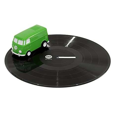 RECORD RUNNER (Lime Green) ポータブルレコードプレーヤー