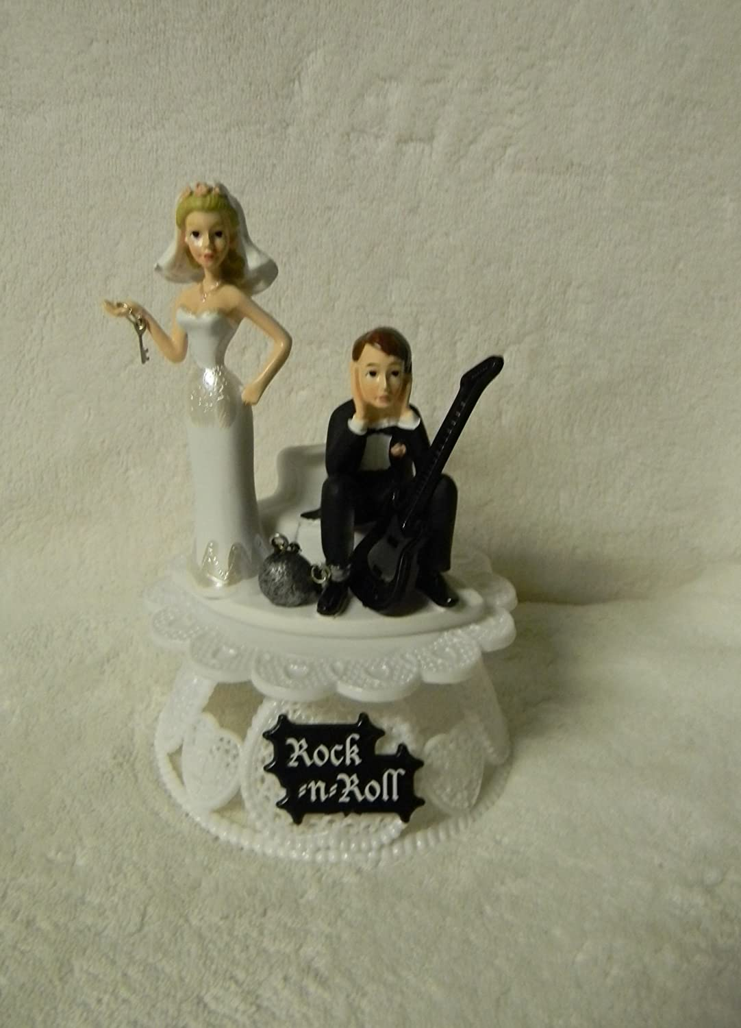 Music Theme Cake Toppers Home