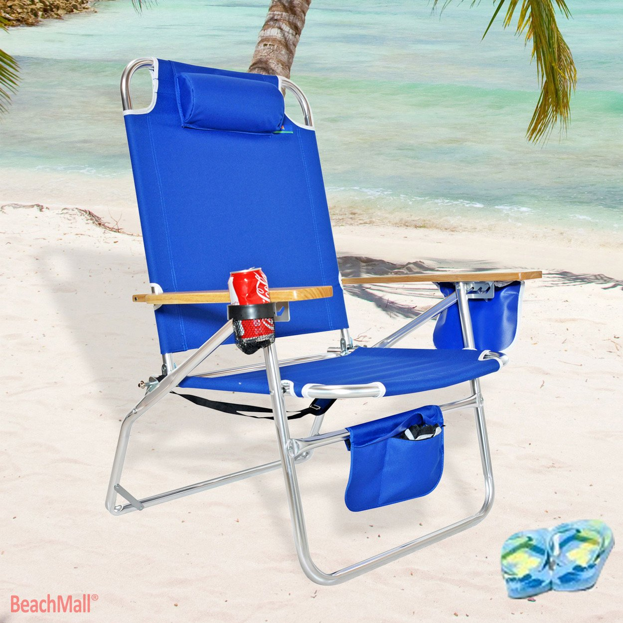 500 lb Beach Chairs For Obese People  For Big And Heavy