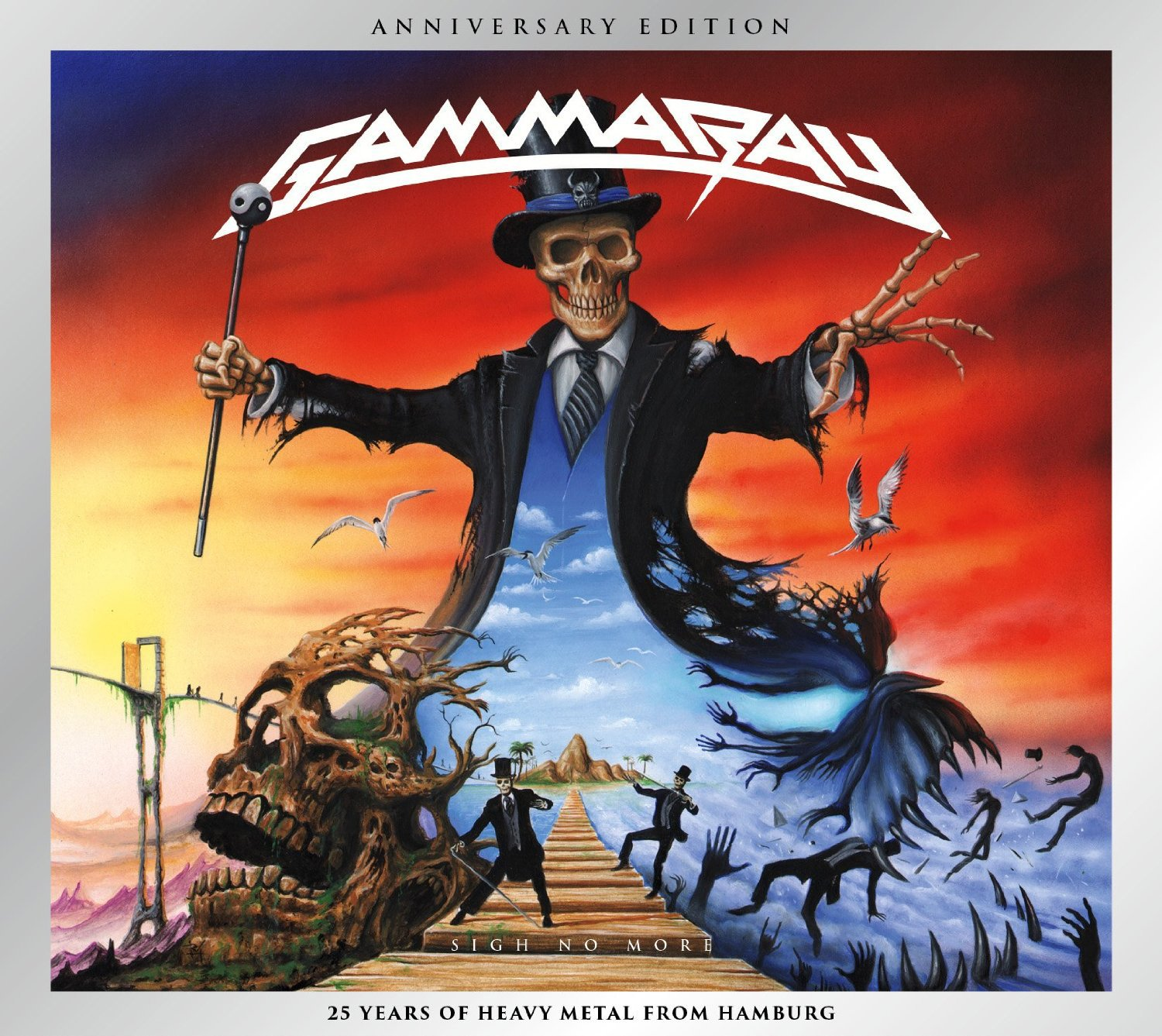 GAMMA RAY Sigh No More / Heading For The East