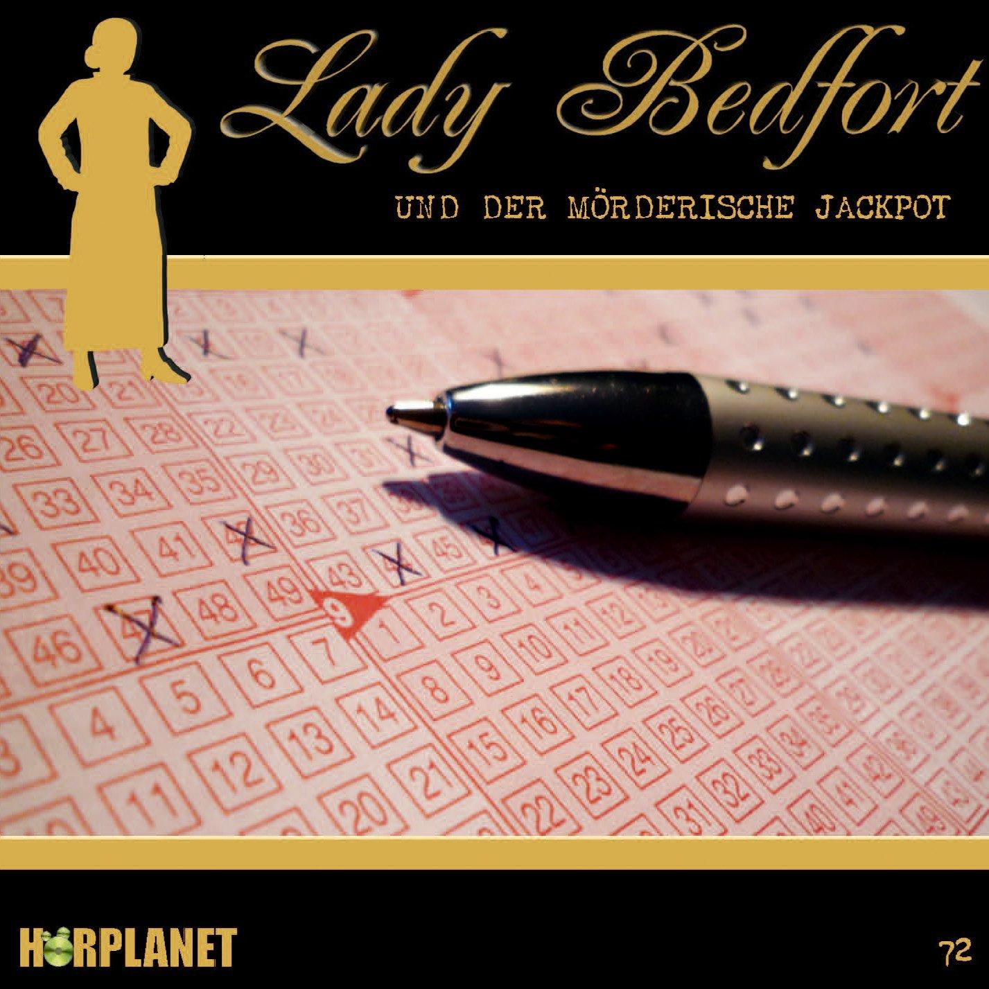 Lady Bedfort (72) Der mörderische Jackpot (Hörplanet)