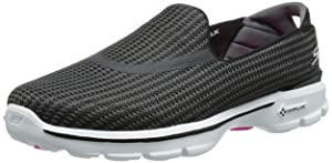 Skechers Performance Women's Go Walk 3 Slip-On Walking Shoes review
