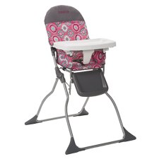 Cosco Simple Fold High Chair, Posey Pop