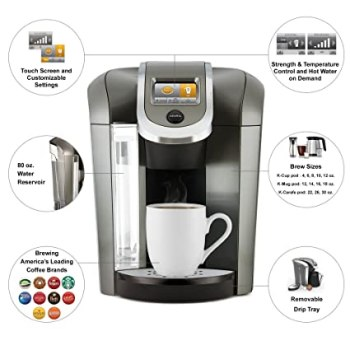 Choosing The Best Keurig Coffee Maker: Top 8 of 2019 5
