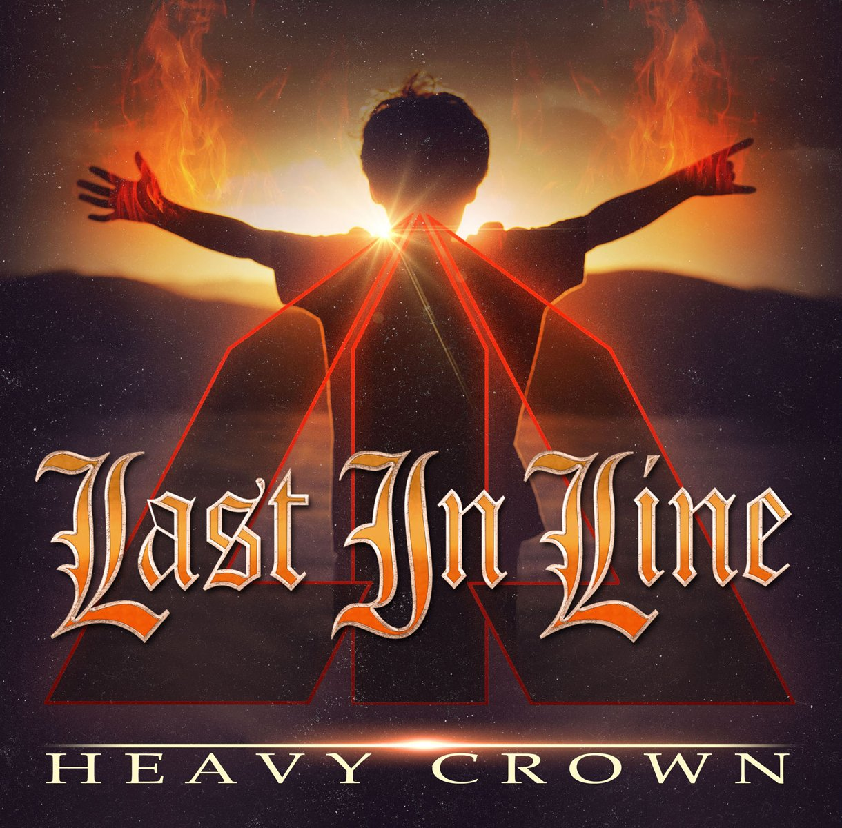 LAST IN LINE Heavy Crown