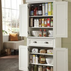 Amazon Kitchen Cabinets Rustic Island Ideas Pantry Freestanding With Free Standing