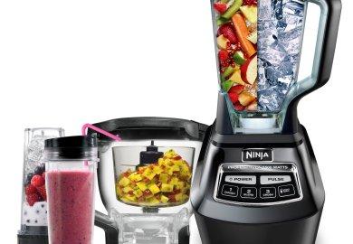 Ninja Professional Blender W 3 Nutri Ninja Cups Amazon