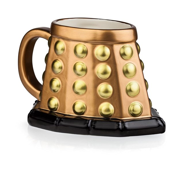 Doctor Who: Dalek 3D Mug