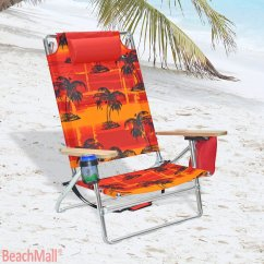 Beach Chairs For Heavy Person Hanging Chair Zippay Plus Size 300 Lbs People Big