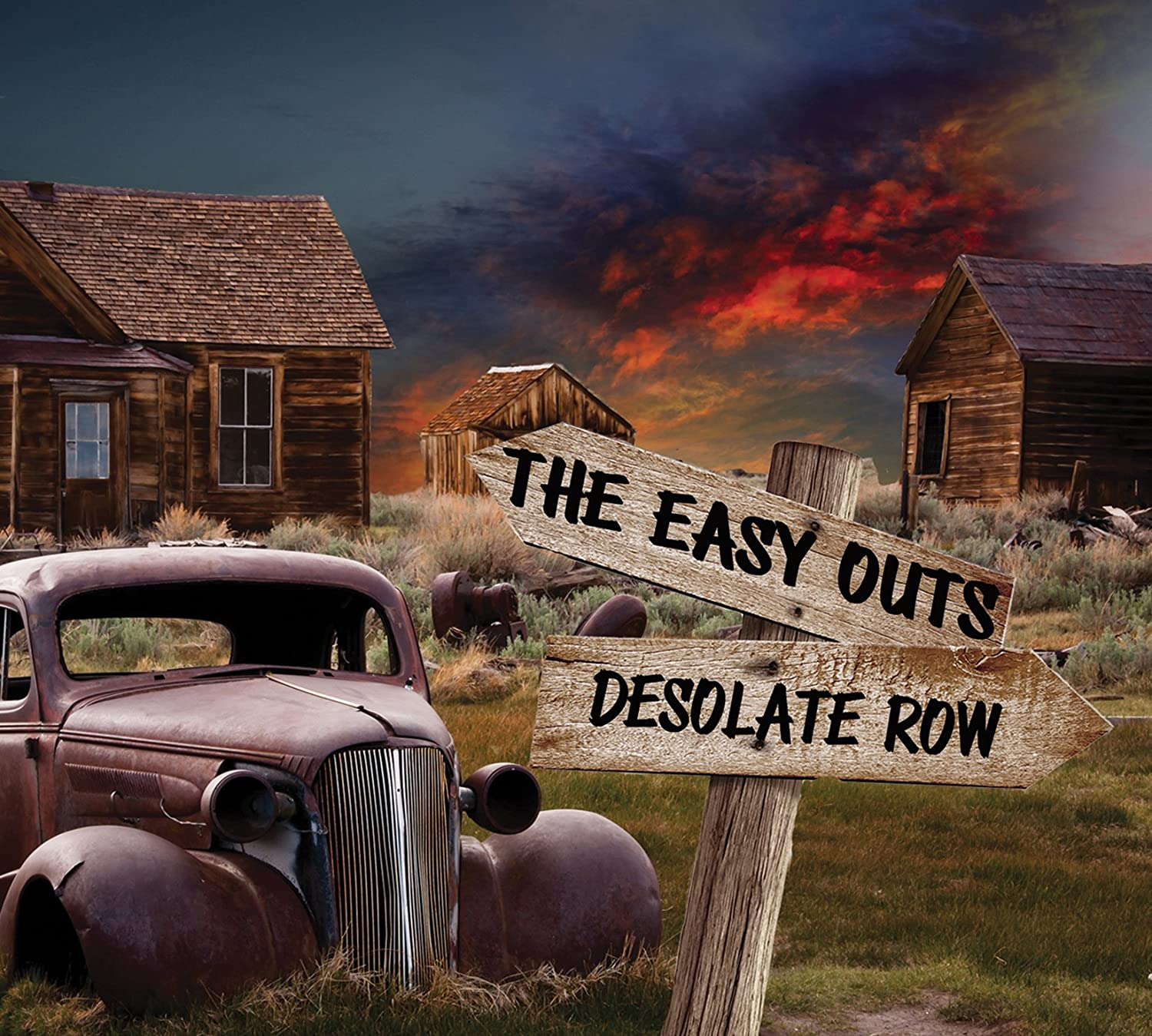 THE EASY OUTS Desolate Row