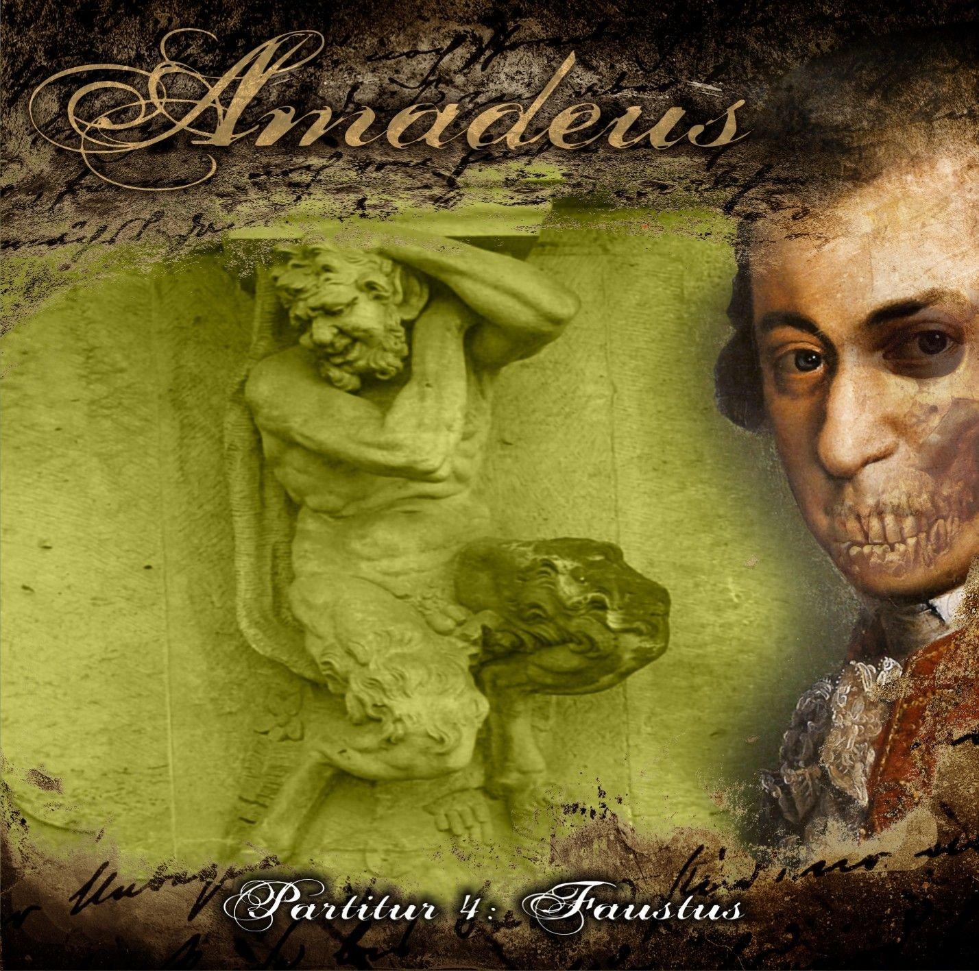 AMADEUS - Partitur 4 - Faustus (Hörplanet)