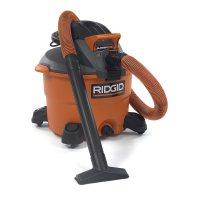 RIDGID Wet Dry Vacuums VAC1200 Heavy Duty Wet Dry Vacuum ...