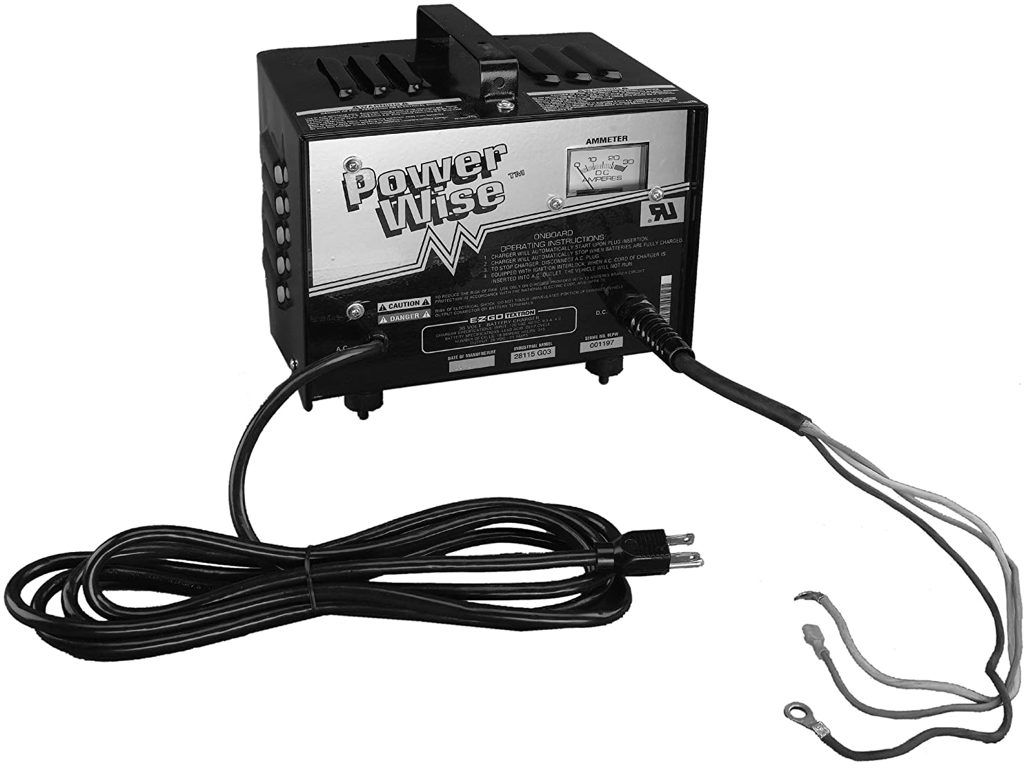 36 volt yamaha battery wiring diagram winch for atv ezgo on board lester charger review car