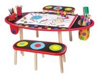 Toddler Art Desk With Storage   WebNuggetz.com