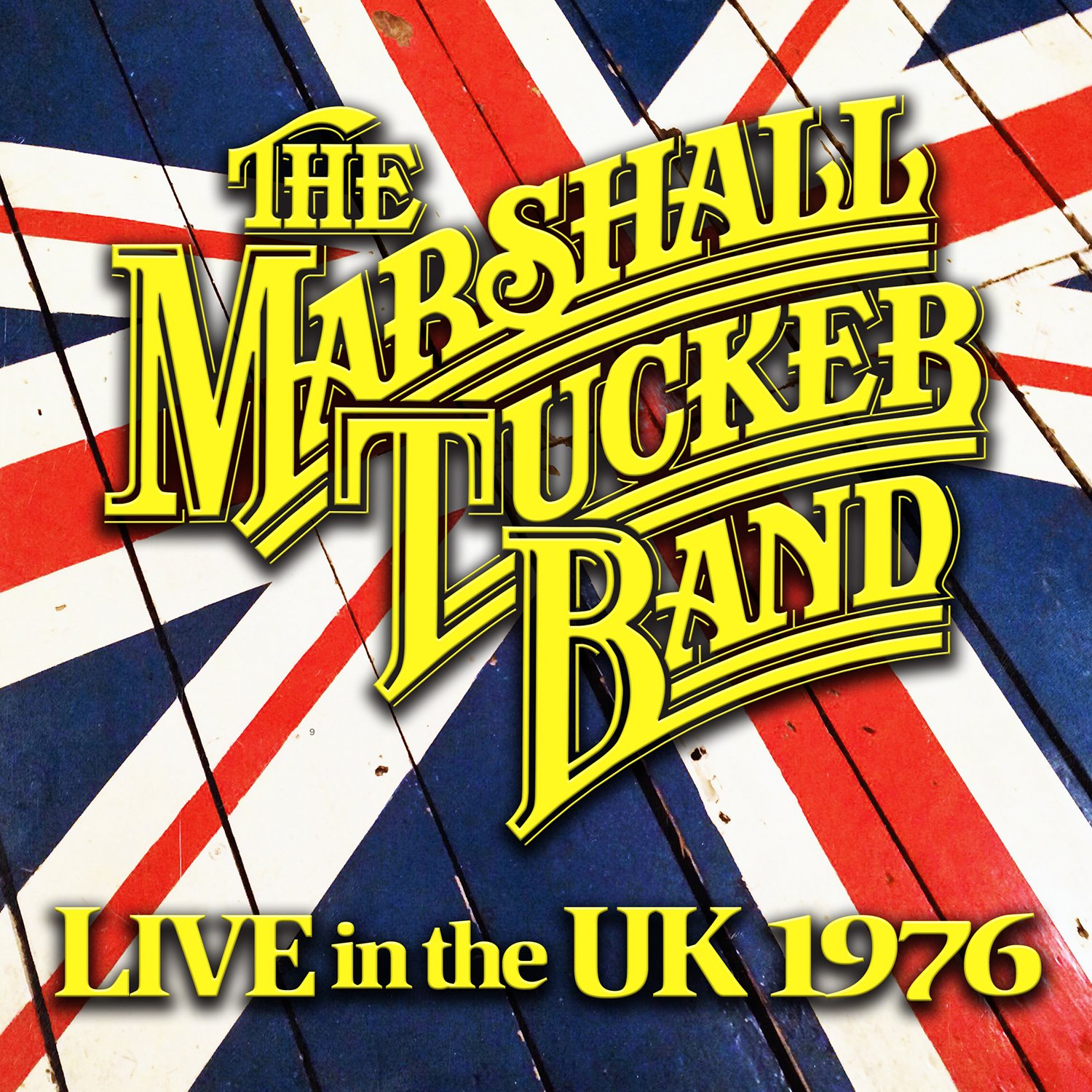 THE MARSHALL TUCKER BAND Live In The UK 1976