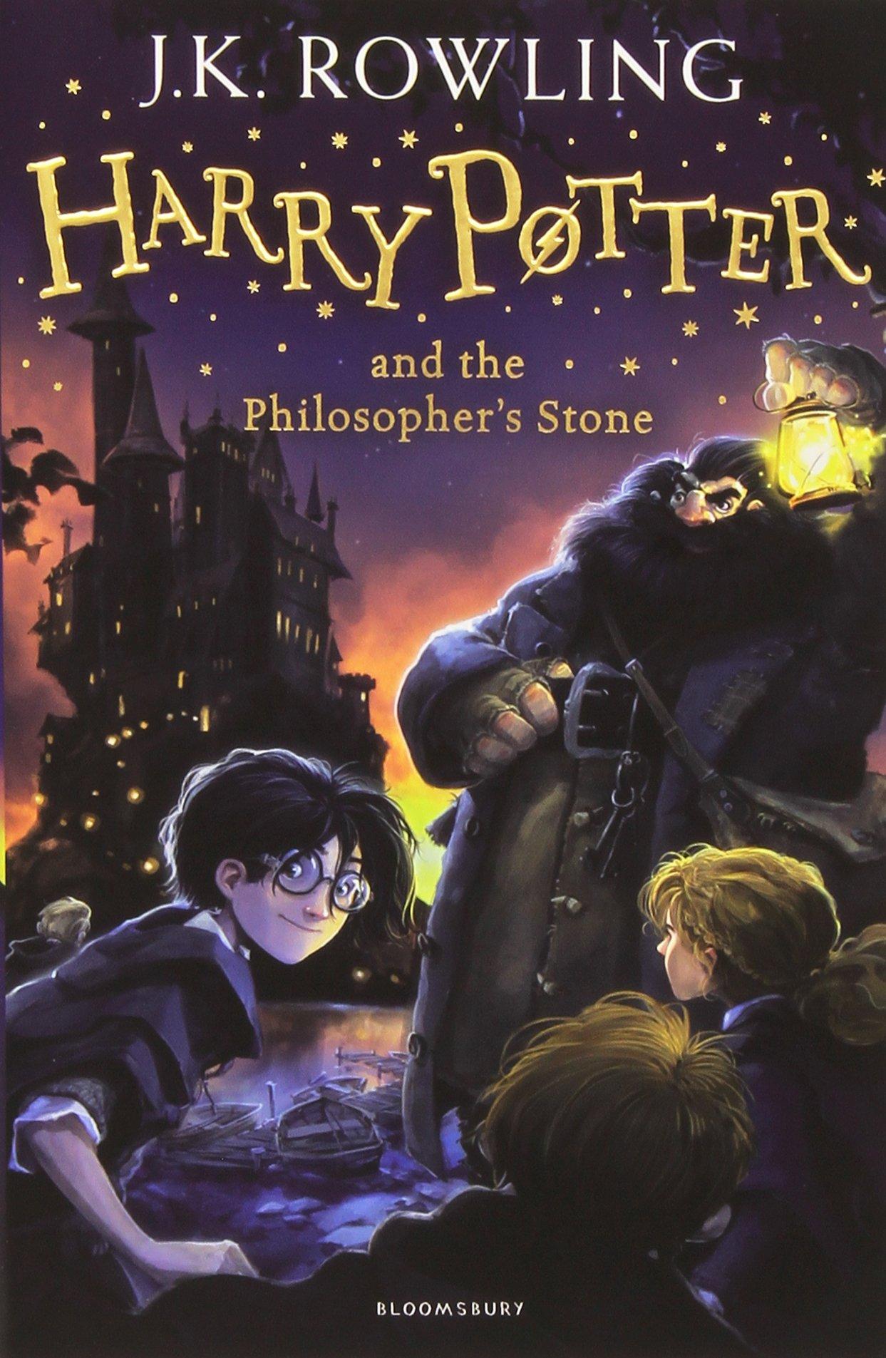 Bloomsbury Harry Potter Childrens Hardcover 7 Volume Boxed Set Hardcover Harry Potter Book