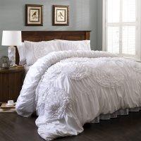 Lovely White Bedding Sets | WebNuggetz.com