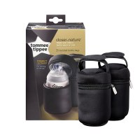 Tommee Tippee Closer to Nature Insulated Travel Bottle ...